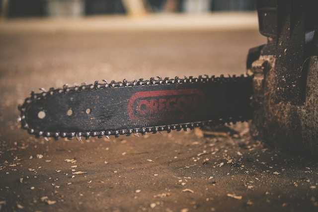 10 Safety Features On A Chainsaw