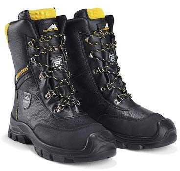 Chainsaw Protective leather Safety Boot