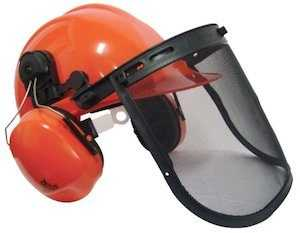 ear defenders for small chainsaws for tree trimming