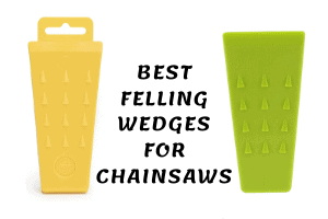 The Best Felling Wedges For Chainsaws